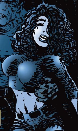 Sandee Wade (Earth-616)