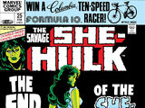 Savage She-Hulk Vol 1 25