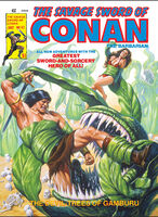 Savage Sword of Conan Vol 1 42