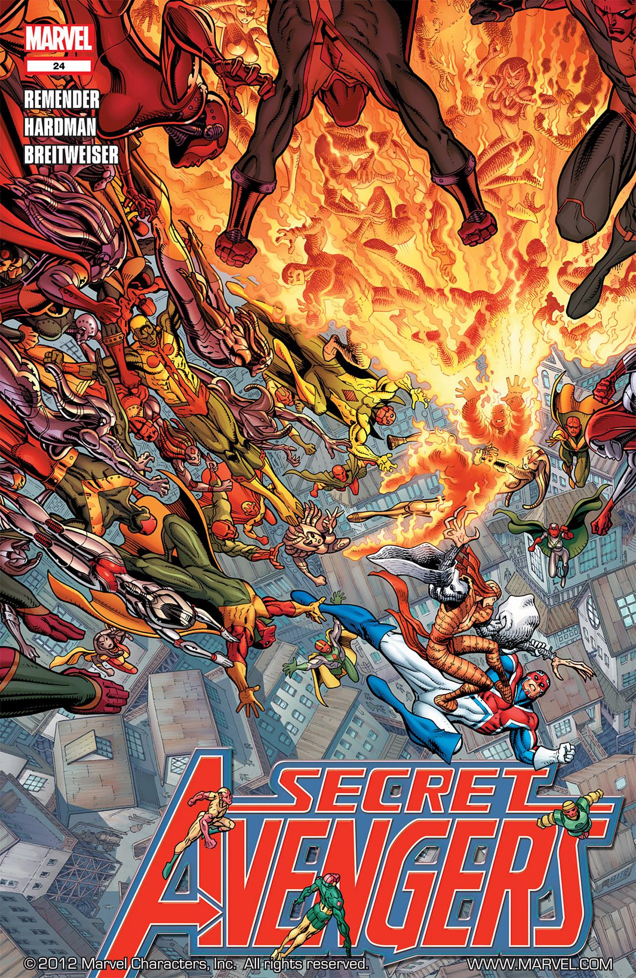 Secret Avengers Vol 1 24
