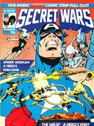 Secret Wars (UK) Vol 1 12