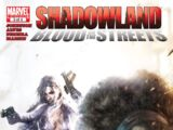 Shadowland: Blood on the Streets Vol 1 3