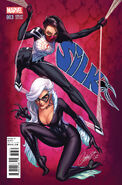 Silk Vol 2 3 Campbell Variant