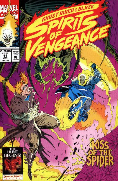 Ghost Rider/Blaze: Spirits of Vengeance Vol 1 11