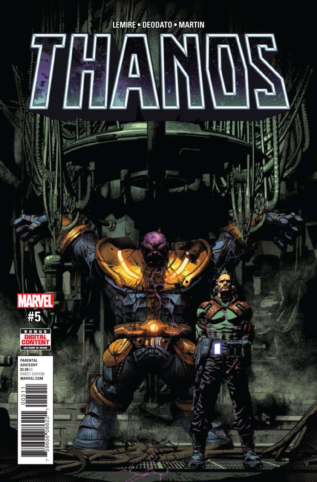 Thanos Vol 2 5