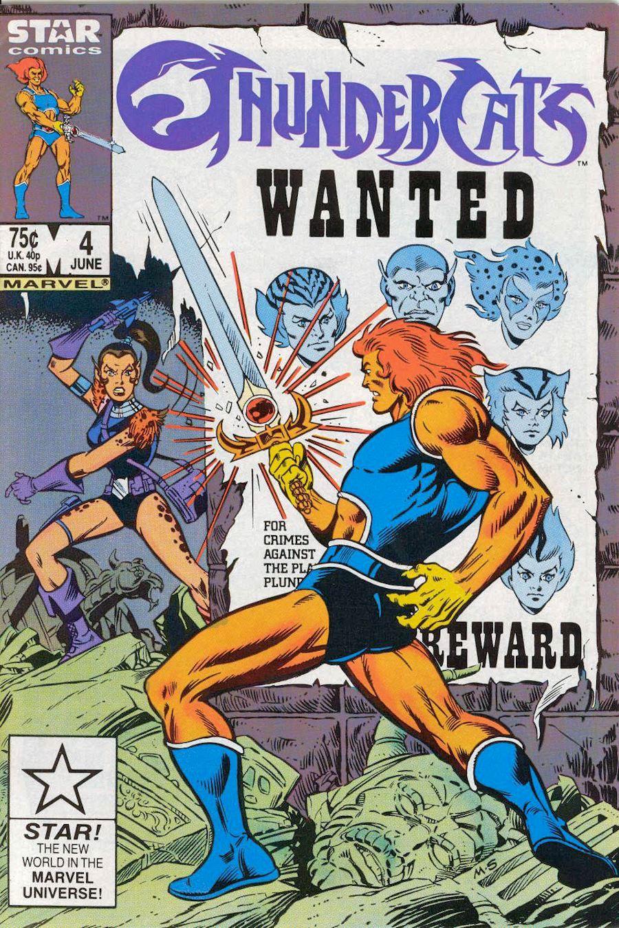 ThunderCats Vol 1 4