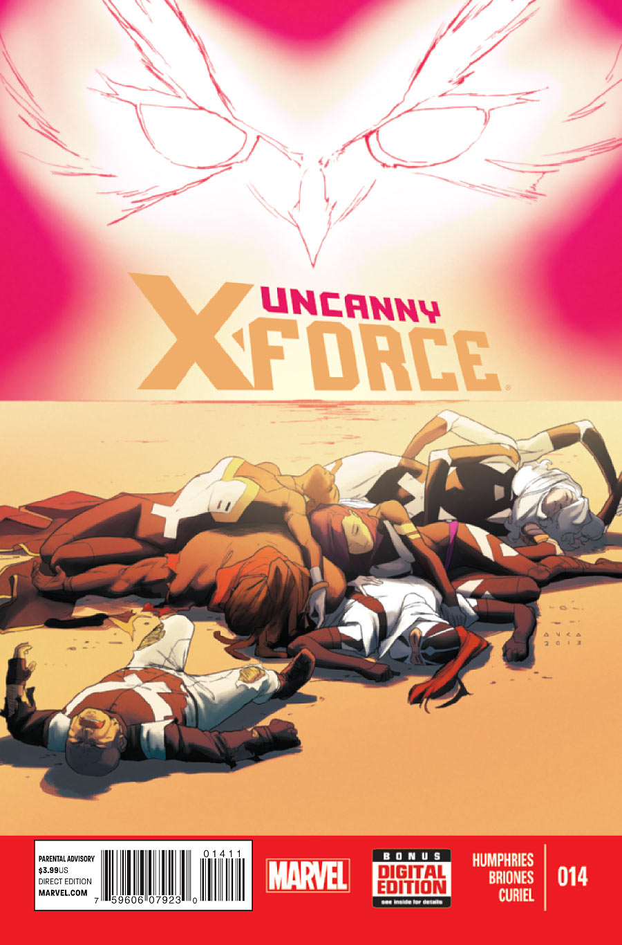 Uncanny X-Force Vol 2 14
