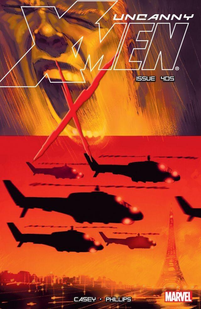 Uncanny X-Men Vol 1 405