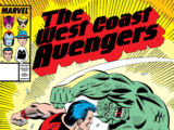 West Coast Avengers Vol 2 25