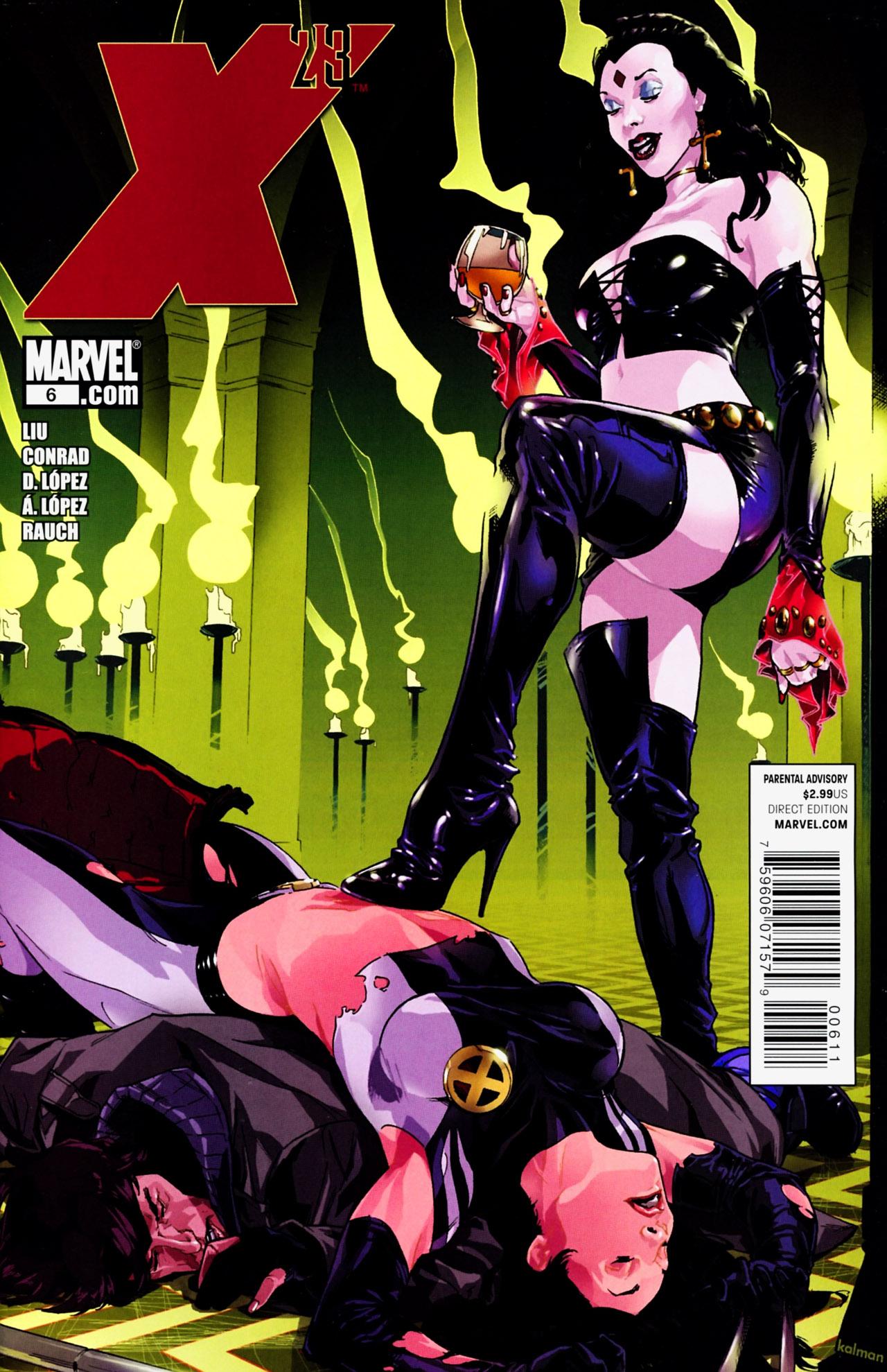 X-23 Vol 3 6