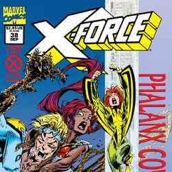 X-Force Vol 1 38