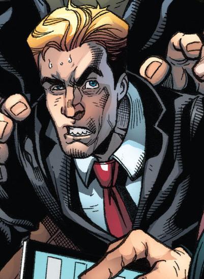 Agent Monkton (Earth-616)