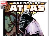 Agents of Atlas Vol 1 2