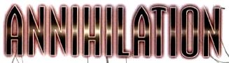 Annihilators: Earthfall TPB Vol 1