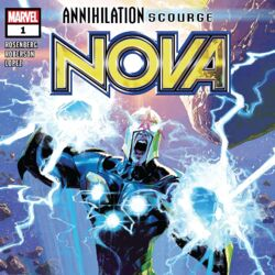 Annihilation - Scourge: Nova Vol 1 1