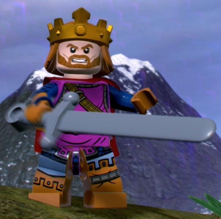 Arthur Pendragon (Earth-13122)