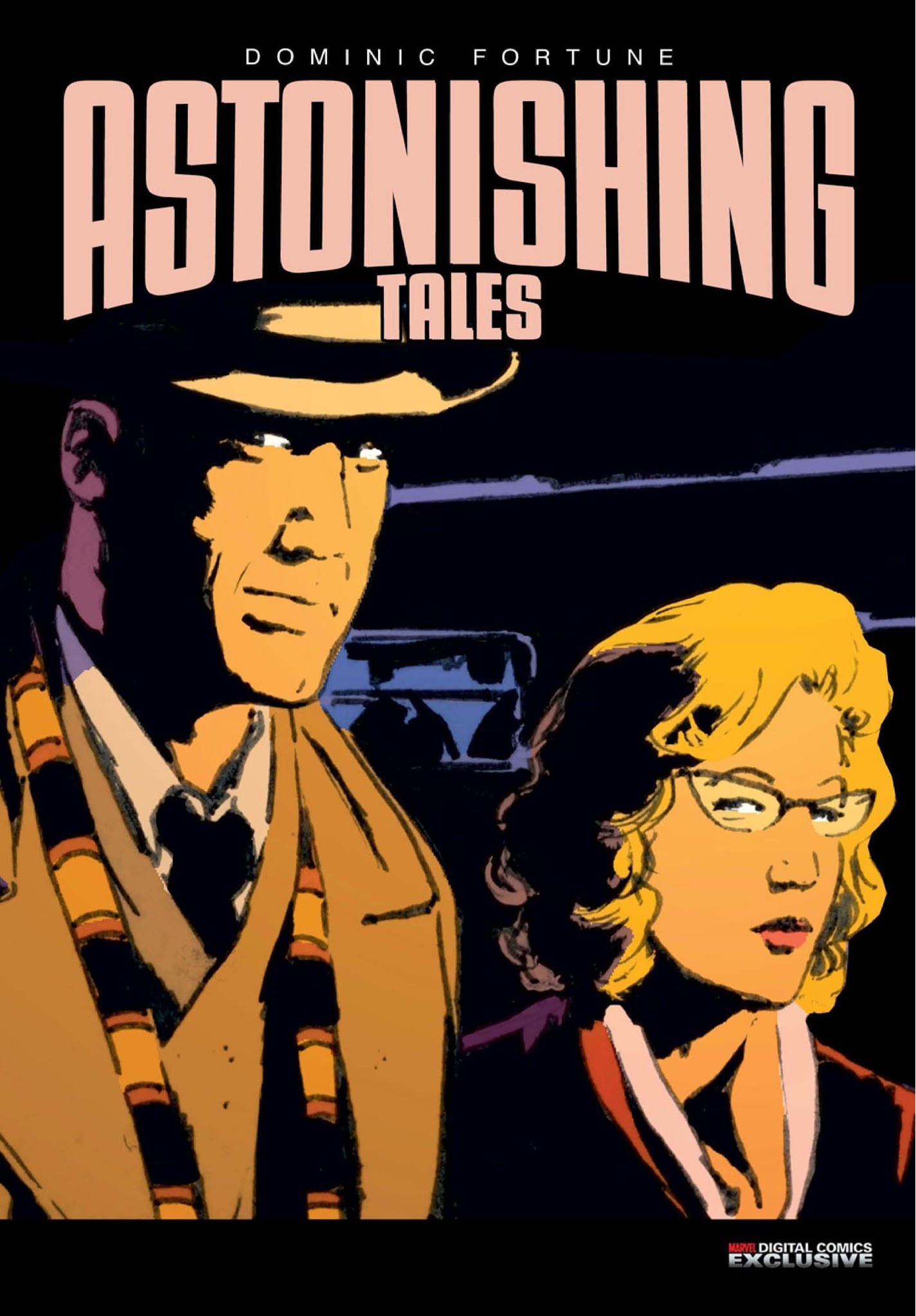 Astonishing Tales: Dominic Fortune Vol 1 3