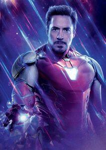 Avengers Endgame poster 041 Textless