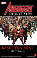 Avengers The Initiative TPB Vol 1 1 Basic Training