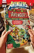 Avengers Vol 1 676