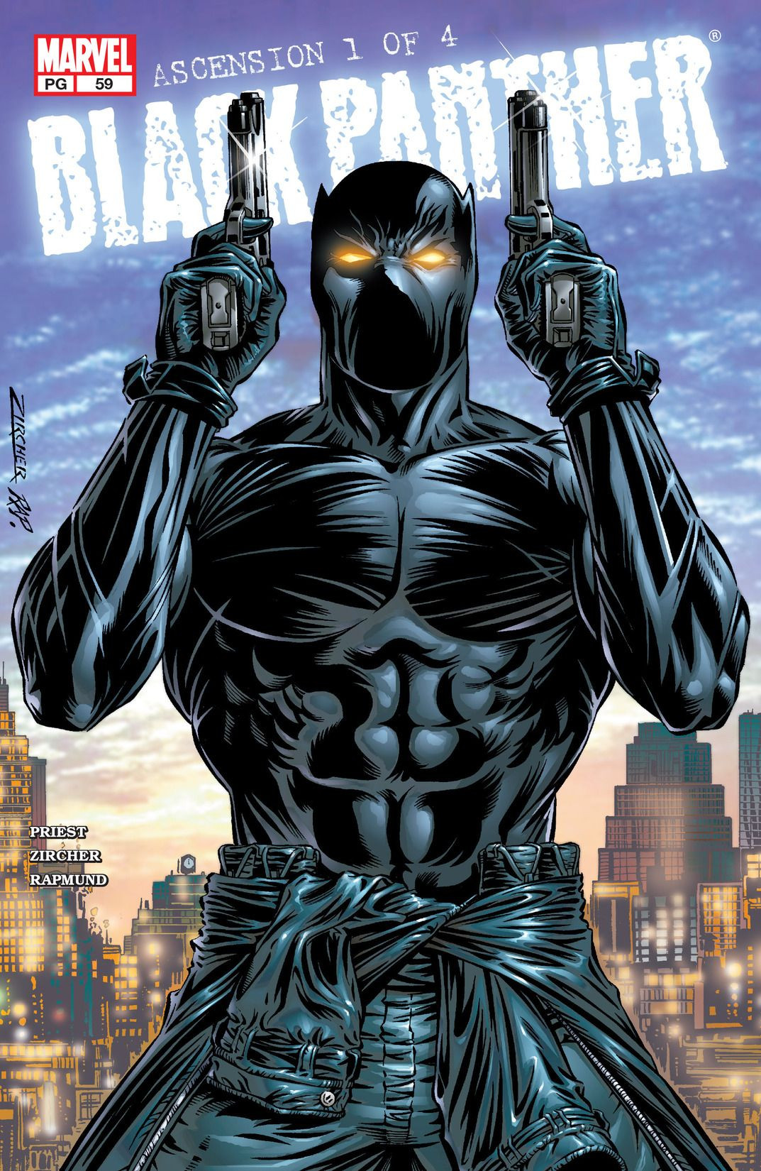 Black Panther Vol 3 59