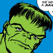 Bruce Banner (Earth-616) from Avengers Vol 1 1 0001