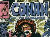 Conan the Barbarian Vol 1 152