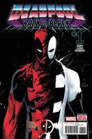 Deadpool Back in Black Vol 1 1