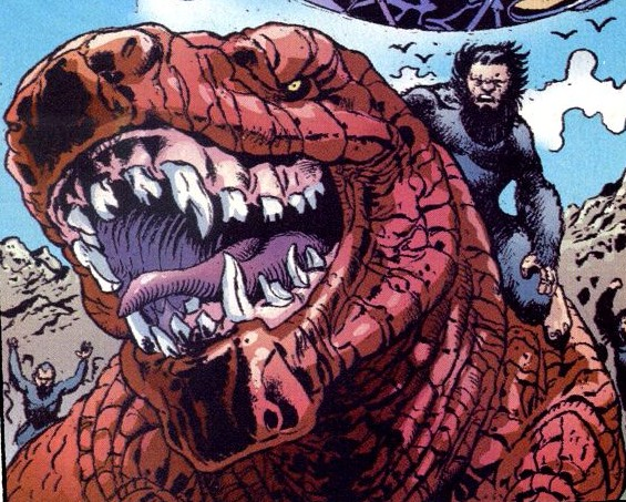 Devil Dinosaur (Earth-9997)