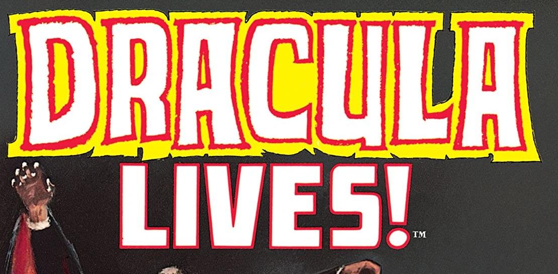 Dracula Lives Vol 2