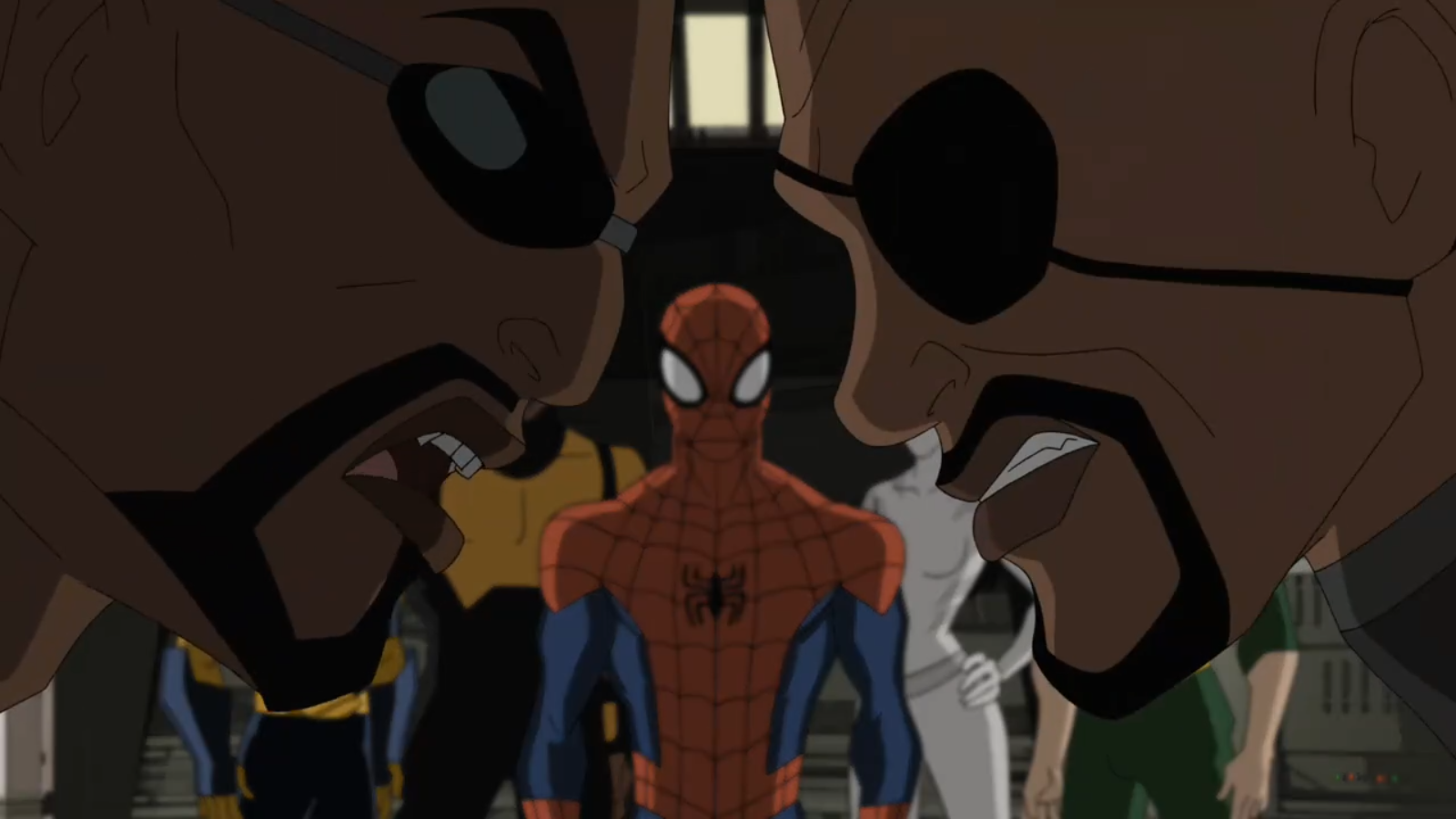 Ultimate Spider-Man (Animated Series) Season 2 21