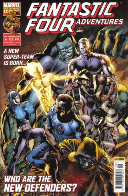 Fantastic Four Adventures Vol 2 8