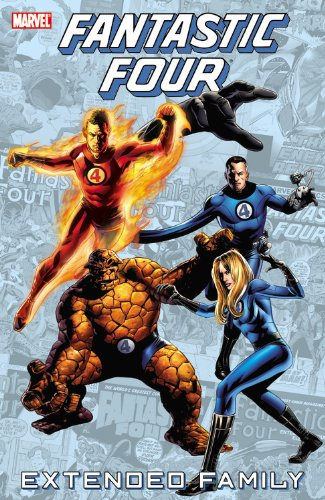 Fantastic Four: Extended Family TPB Vol 1 1