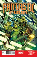 Fantastic Four Vol 4 14