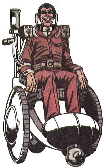 Frederick Dirkreich (Earth-616)