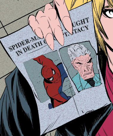 George Stacy (Earth-617)