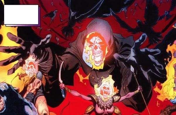 Ghost Rider (Druid) (Earth-616)