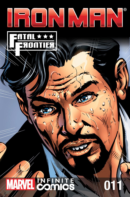Iron Man: Fatal Frontier Infinite Comic Vol 1 11