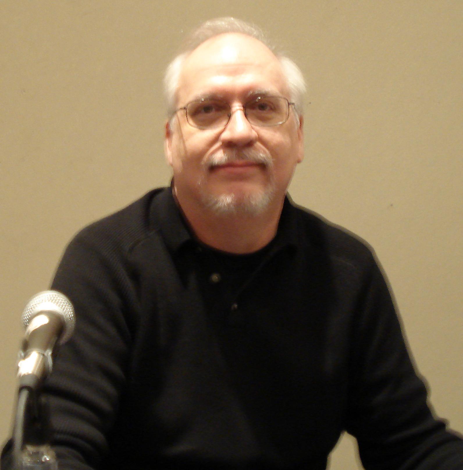 J. Michael Straczynski (Earth-1218)