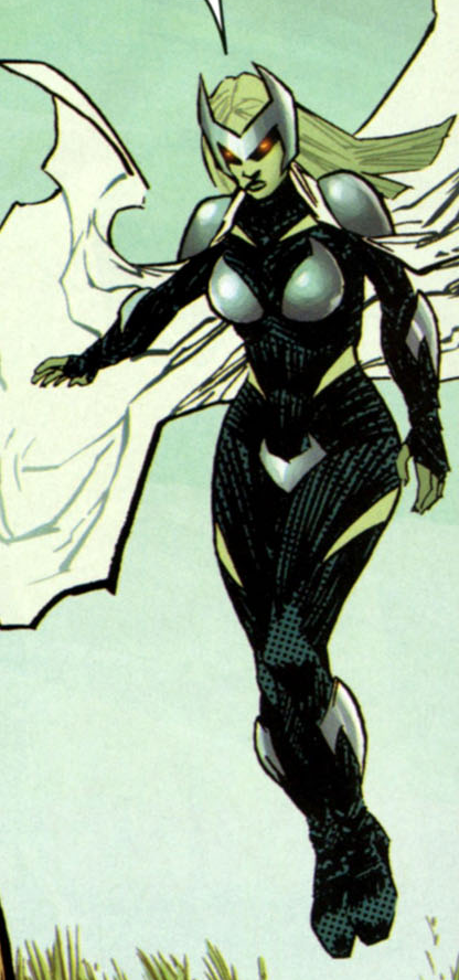 Jennifer Kale (Earth-616)