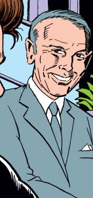 Johnny Carson (Earth-616)