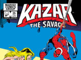 Ka-Zar the Savage Vol 1 25