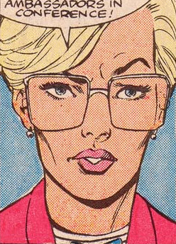 Kathryn Cushing (Earth-616)