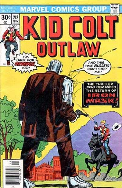 Kid Colt Outlaw Vol 1 212