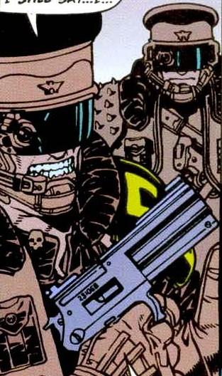 Leatherdogs (Earth-928)