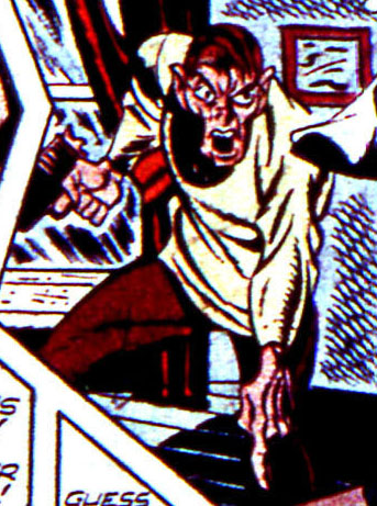 Lupo (Masked Trio of Death) (Earth-616)