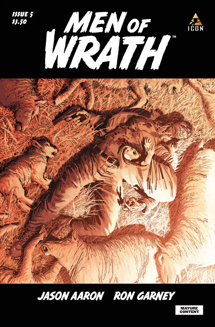 Men of Wrath Vol 1 5