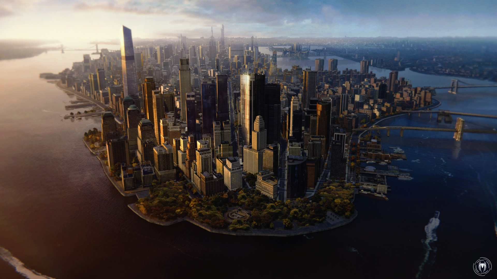New York City from Marvel's Spider-Man (video game) 001.jpg