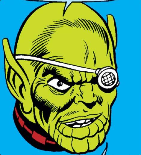 Skragg (Earth-616)