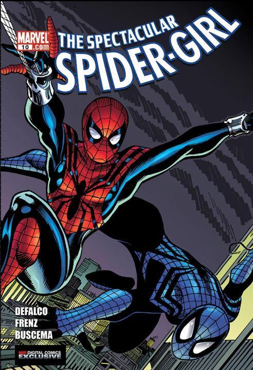 Spectacular Spider-Girl Vol 1 10